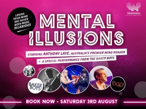 Mental Illusions - Anthony Laye & The Baker Boys