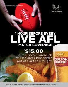 AFL Meal Deals
