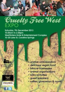Cruelty Free Expo WestWaters