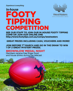 Footy Tipping 2014