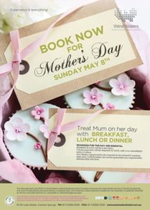 Mother's Day May 8 2016