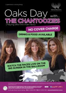 Oaks Day No Cover
