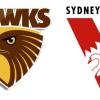 Hawks vs Swans Grand Final 2014
