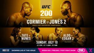 UFC 200 Cormier vs Jones 2