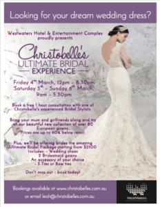 WW - Christobelles Ultimate Bridal Experience