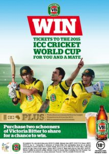 Win Tickets ICC World Cup